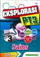 (CEMERLANG PUBLICATIONS SDN BHD)EKSPLORASI SAINS(DWIBAHASA)TINGKATAN 3 PT3 KSSM 2020