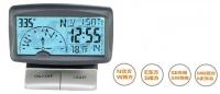 CAR Multifunction Digital Auto Car Navigation Compass +Clock/Temperature Thermometer