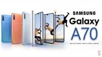 SAMSUNG GALAXY A70 (3GB/32GB) 6.3 INCH DISPLAY NEW IMPORT SET