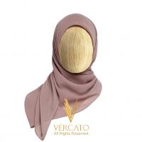 VERCATO Premium Bawal Voile in Mocha