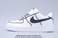 Nike Woman's Air Force 1 '07 'White/Black'