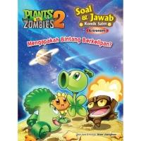 Plants vs Zombies 2● Soal & Jawab Komik Sains: Astronomi - Mengapakah Bintang Berkelipan?
