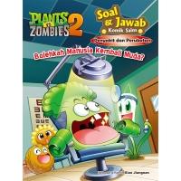 Plants vs Zombies 2● Soal & Jawab Komik Sains: Penyakit dan Perubatan - Bolehkah Manusia Kembali Muda?