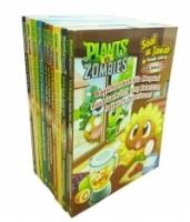 Plants vs Zombies ● Soal & Jawab Komik Sains (Bundle Set of 5)
