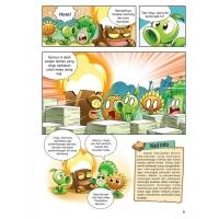 Plants vs Zombies 2● Soal & Jawab Komik Sains: Sukan Dan Senaman - Adakah Badminton Jenis Sukan Bola yang Terpantas?