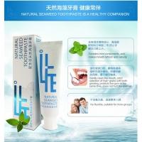 iLiFE Natural Seaweed Toothpaste