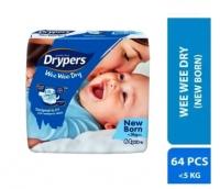 BUNDLE DEAL DRYPERS WEE WEE DRY 3PACKS (S/M/L/XL/XXL)