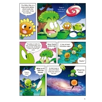 Plants vs Zombies 2 ● Questions & Answers Science Comic: Astronomy - Why Do Stars Twinkle?