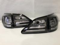 Lexus RX350 RX270 Tail Light 09-15 LED Light Bar Black