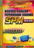 (PUSTAKA YAKIN PELAJAR SDN BHD)KERTAS SOALAN PEPERIKSAAN SEBENAR 2015-2019 GEOGRAFI SPM 2020