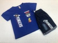 Casual Shirt&Pant Avengers 1-4 Years