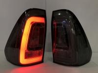 Toyota Hilux Revo Tail Light 15-19 LED Light Bar Smoke