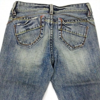 [SIZE 26] SWEET CAMEL HIP STAR SERIES 3/4 JEANS ( 1053041 )
