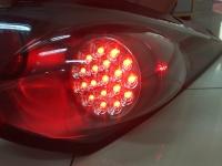Nissan Fairlady 350Z Tail Light 03-05 LED Black
