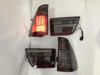 BMW X5 E53 Tail Light 98-02 LED Smoke