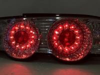 Honda Integra DC5 Tail Light 03-05 LED Chromed
