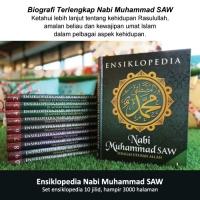 Ensiklopedia Nabi Muhammad SAW (Box Set of 10 Books), ISBN 9789793535678
