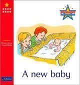 A New Baby: Stage One Bk. 8 (Starways) - 1st Edition, ISBN 9780714413174
