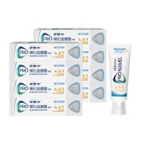 舒酸定 強化琺瑯質溫和美 白牙膏110g*8入