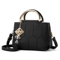 Women Ladies Handbag Top-Handle Bags With Long Belt