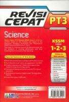 (PENERBIT ILMU BAKTI)REVISI CEPAT SCIENCE FORM 1.2.3 PT3 KSSM 2020
