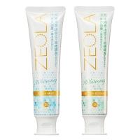 (Zettoc)Zettoc Japan ZEOLA Shining Full Effect Whitening Toothpaste 95g-2 (citrus + mint)