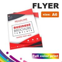 A6 FLYER / 2 SIDE / NORMAL PAPER