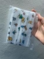 Disposable Kids Mask Pikachu (5pcs)
