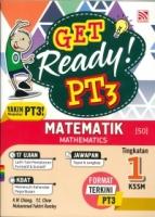 (PELANGI)GET READY (MATEMATIK-MATHEMATICS)50 TINGKATAN 1 PT3 KSSM 2020