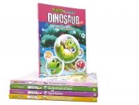 Plants vs Zombies•Dinosaur Comic (Bundle Set of 5)