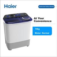Haier 14kg HWM140-SX3 Twin Tub Semi Auto Washing Machine