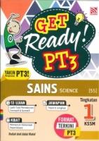 (PENERBITAN PELANGI SDN BHD)GET READY SAINS-SCIENCE(55)TINGKATAN 1 PT3 KSSM 2020