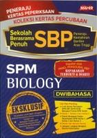 (MAHIR HOLDINGS SDN BHD)KOLEKSI KERTAS PERCUBAAN SBP BIOLOGY(DWIBAHASA)SPM 2020