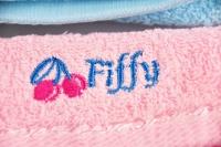FIFFY FACE TOWEL (2PCS)