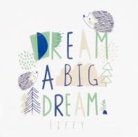 DREAM A BIG DREAM LONG SLEEVE + LONG PANT SUIT