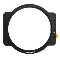 K&F TT100 Square Filter Metal Holder + 7pcs Adapter Rings For DSLR