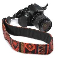 Vintage Camera Cotton Shoulder Strap Neck Strap Belt - LYN-202