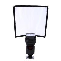 Universal Bendable White Reflector for Speedlight