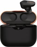 Sony WF-1000XM3 True Wireless Bluetooth Noise Canceling in-Ear Headphones-Black/Silver