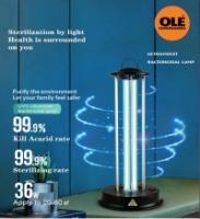Ultraviolet Bactericidal UV Light Lamp