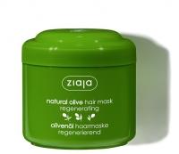 (ZIAJA)Qi Yeya ZIAJA Natural Olive Calls New Hair Mask 200ml