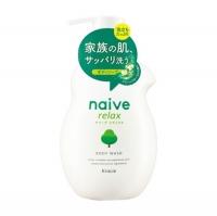 (kracie)Kracie Naibo Body Wash / Relief Green 530mL