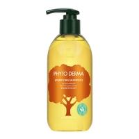 (Phyto Derma)Phyto Derma Purifying Shampoo (Refreshing Shampoo) 400ml