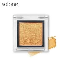 (Solone)Solone Monochrome Eye Shadow #83 Fresh Fruit Orange Juice 0.85g
