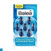 (BALEA)Europe imported BALEA olive oil seaweed moisturizing essence capsules 7 pieces (blue)