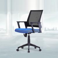 "(C-FLY)""C-FLY"" ?菈 lightweight meeting net chair / blue"