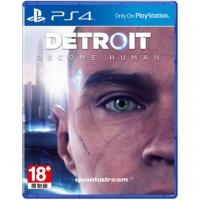 "(Detroit)PS4 ""Detroit: Become Detroit: Become Human"" in English"