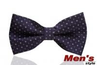 Vivi tie family -> Men's accessories / / wedding groom, groomsman gentleman bow tie, bow (B97 blue powder point