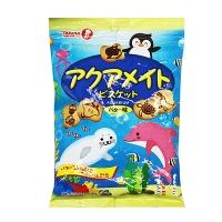 Nippon Treasure Cream Biscuit (Aquarium) 85g
