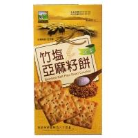 Bamboo salt flaxseed cake 115g (box)